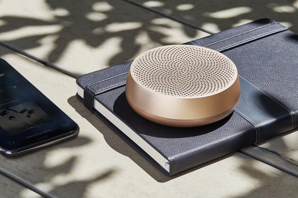 image Powerful portable speaker