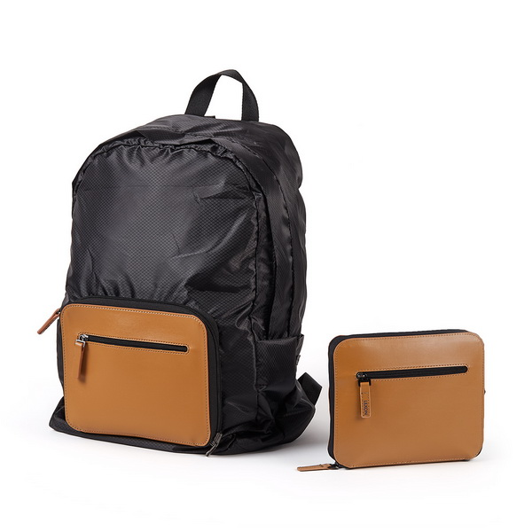 image Foldable backpack