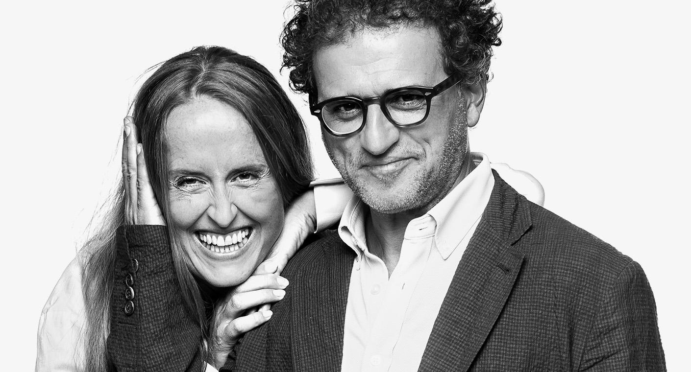 photo de Manuela Simonelli & Andrea Quaglio