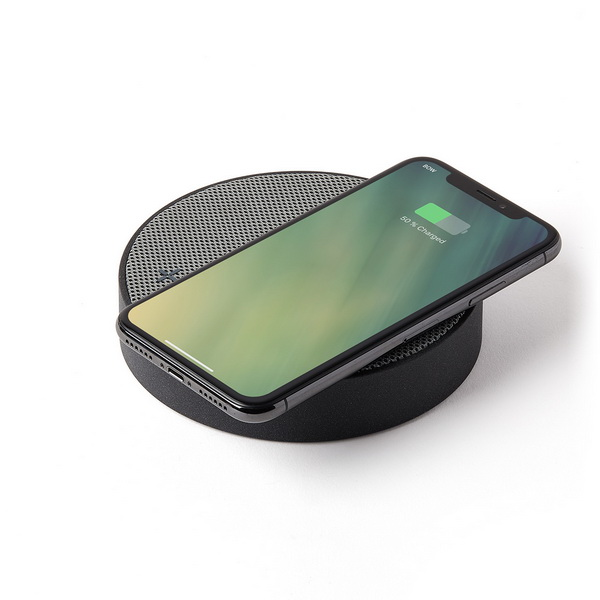 image Wireless speaker & charging station