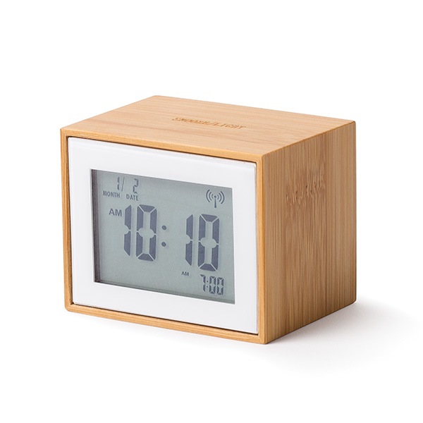 image Eco-friendly alarm clock