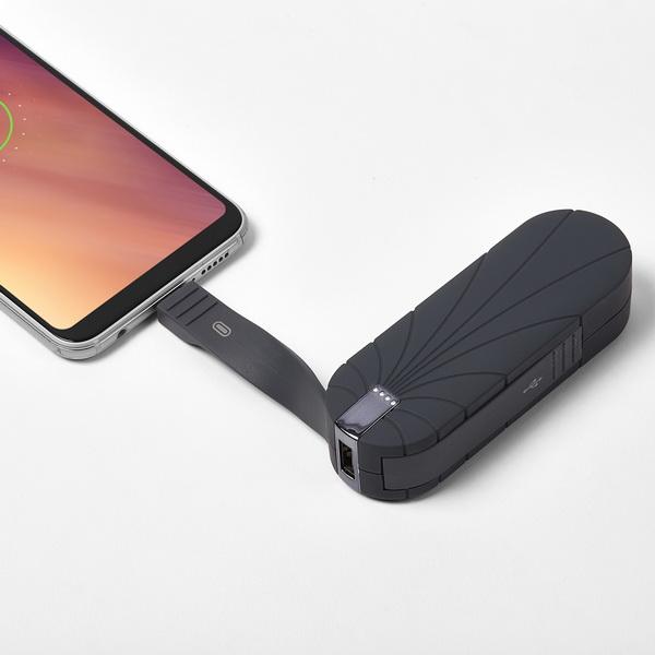 image Une batterie de secours qui tient dans votre poche ou sac à main