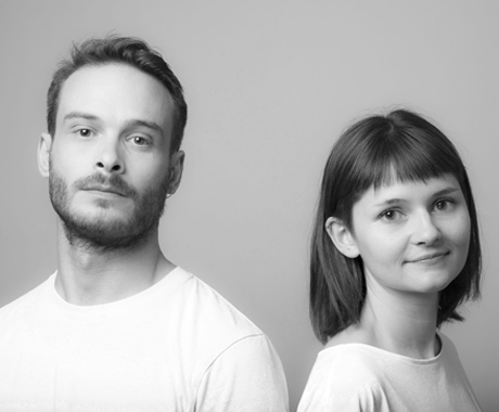 photo de Natacha Poutoux & Sacha Hourcade